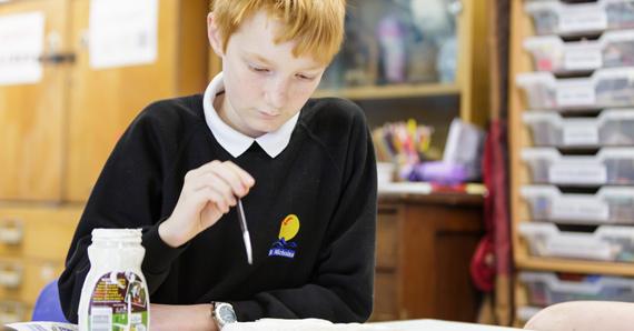 Curriculum, St Nicholas Secondary Special School, Philpott Avenue, Southend-on-Sea, Essex  SS2 4RL, UK